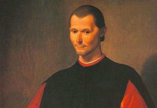Goed advies van Niccolò Machiavelli(1469-1527)