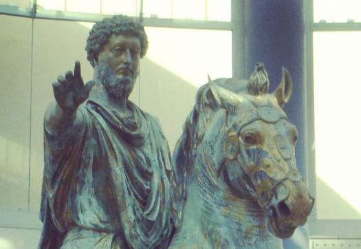 Marcus-Aurelius-ruiterstandbeeld