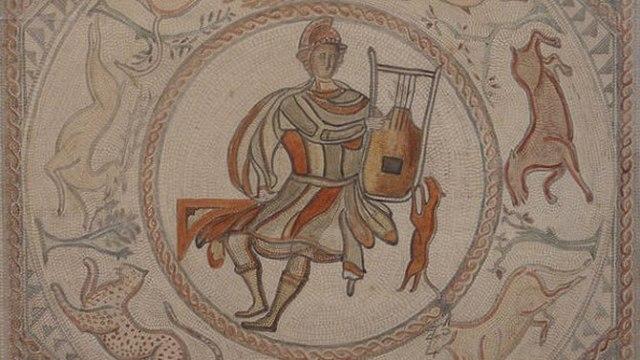 Orpheus-mozaiek