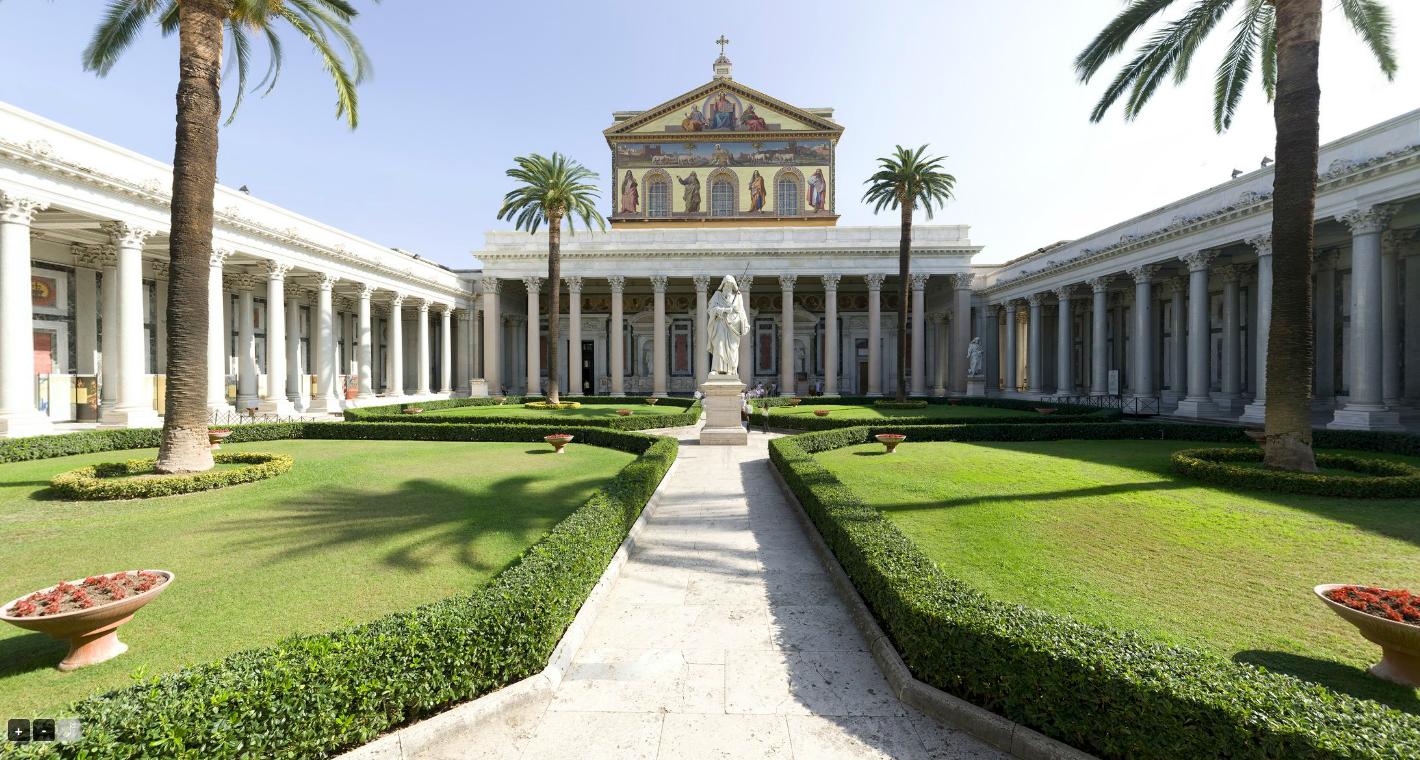 San Paolo Fuori Le Mura Rome