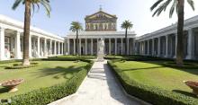 San-Paolo-fuori-le-mura-ingang