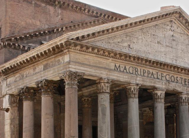 Pantheon-inscriptie