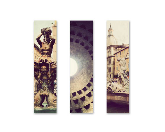 Rome-bookmarks