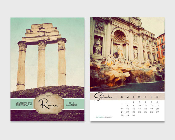 Rome-calendar