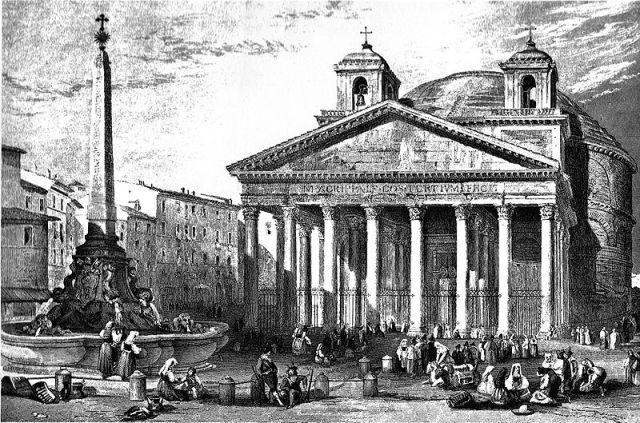 torentjes-Pantheon