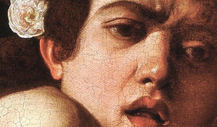Caravaggio is in DenHaag