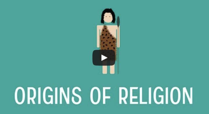 Storytelling in de oertijd & de oorsprong vanreligie