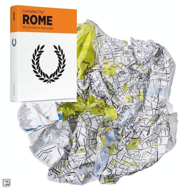 Crumpled-city-maps