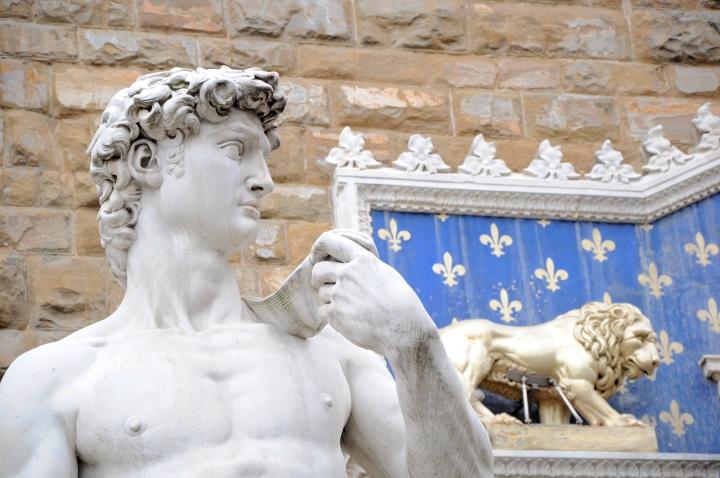 Inspiratie van Michelangelo