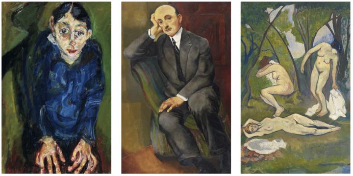 Modigliani & de vervloektekunstenaars