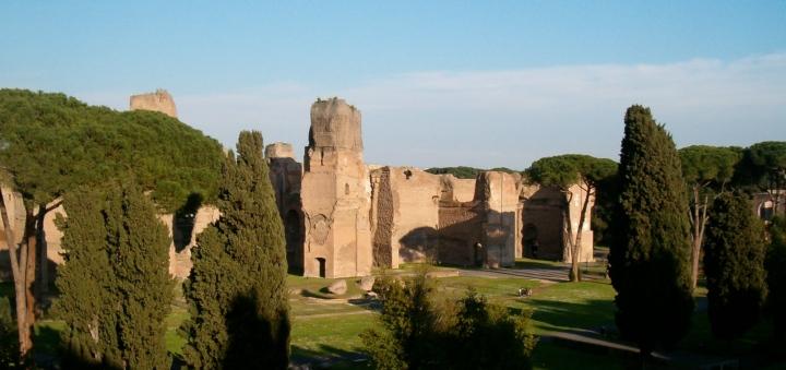 Terme_Caracalla_Rome