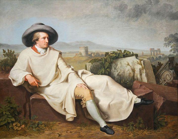 Goethe over hoe je je wensen kuntwaarmaken