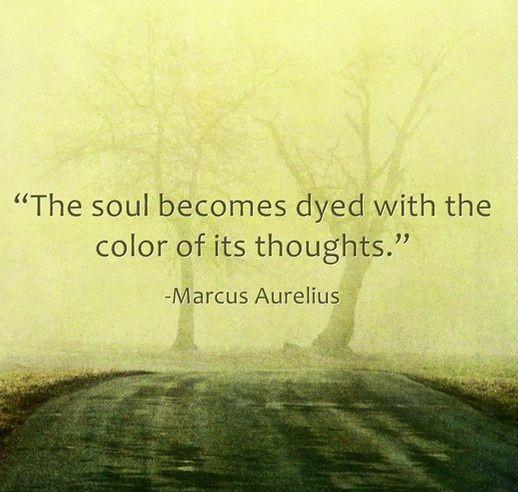 Een kleine gids voor een zorgeloos leven: Marcus Aurelius'overpeinzingen
