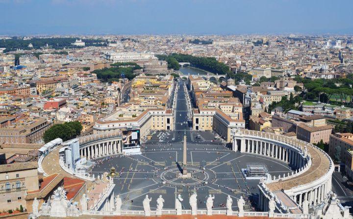 Ontdek Rome vanaf de stichting van destad
