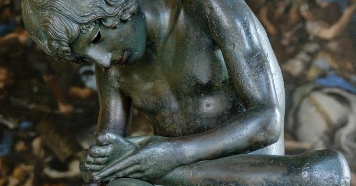 Lo Spinario, een van de grootste meesterwerken uit de klassiekekunst