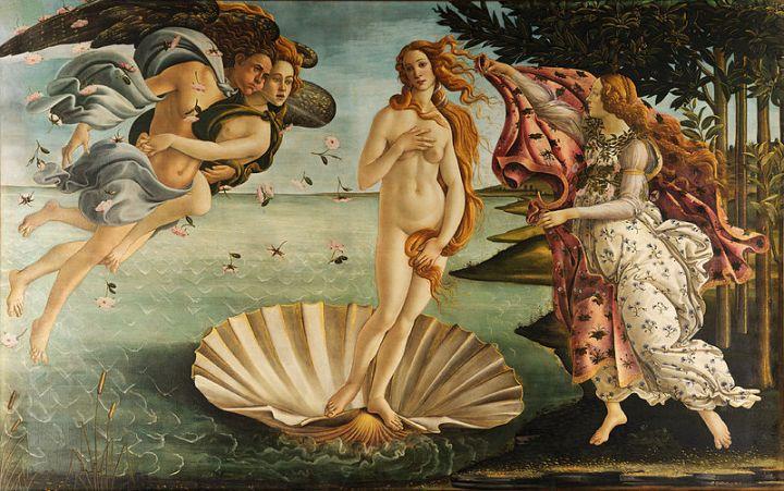 De-geboorte-van-Venus
