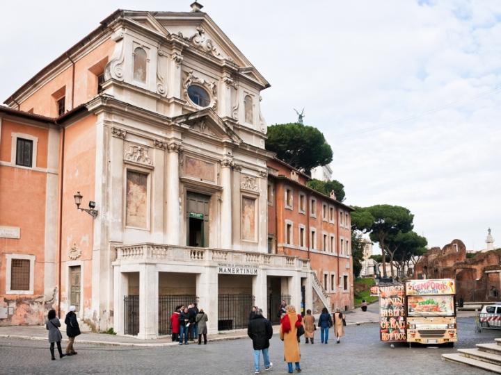 Onbekend Rome: de Trap derZuchten