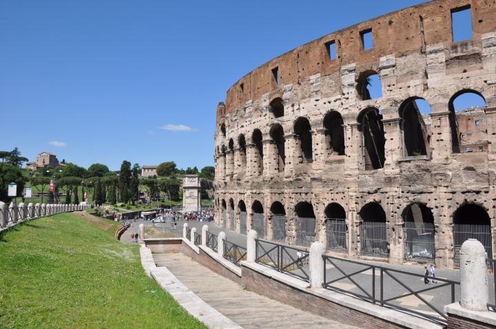 Zomer in Rome
