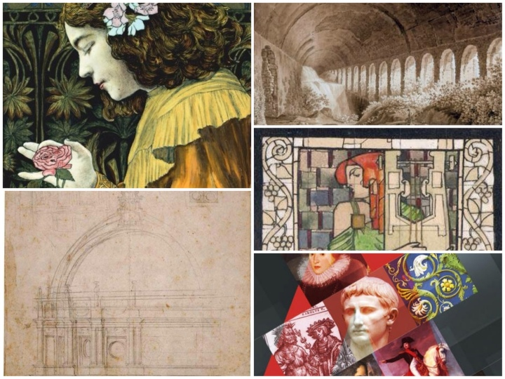Collage-exposities-Rome