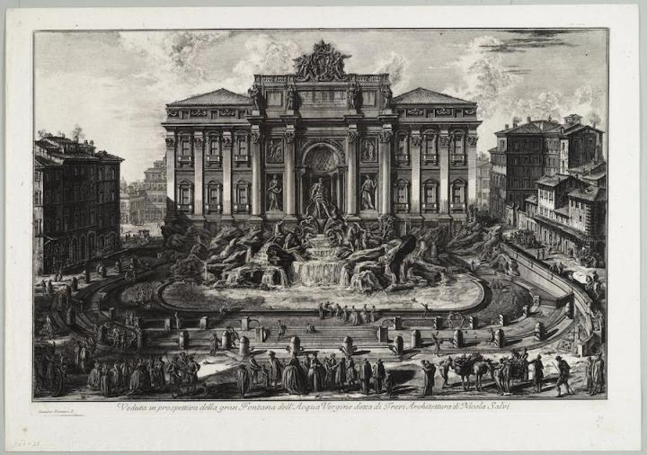 De dromen van Piranesi: Rome in de 18deeeuw