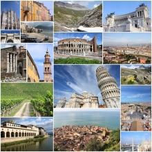 Italiaanse monumenten