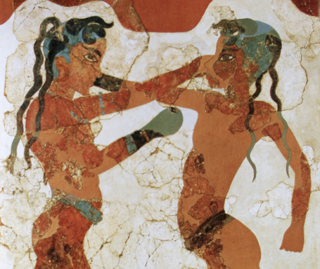 Ancient-boxing