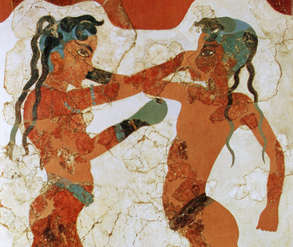 Hoe competitieve sport is ontstaan (in het oudeGriekenland)