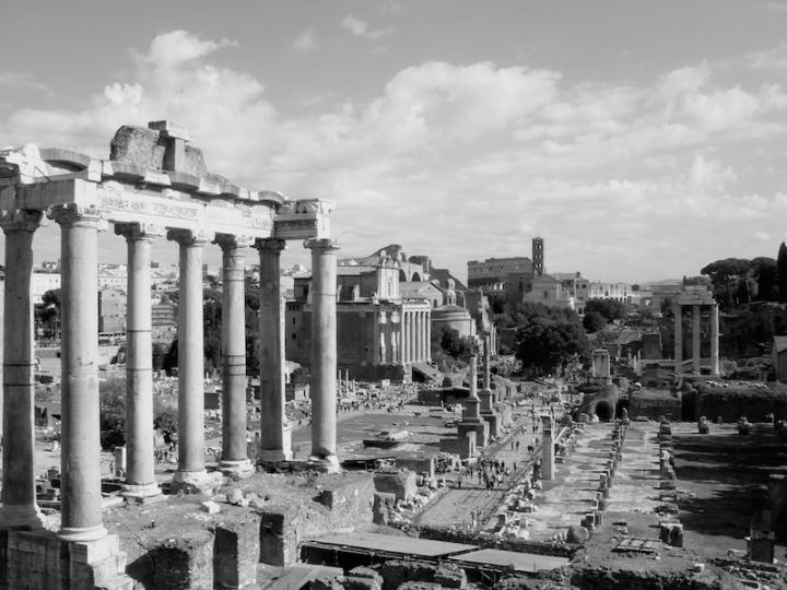 Nero en Seneca: de despoot en dedenker