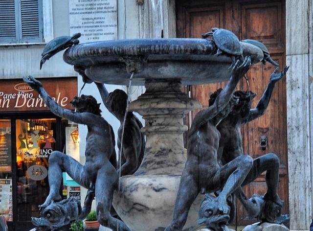Fontana-tarterughe
