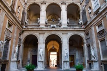 Palazzo-Mattei-Giove-copyright W. van Dijk
