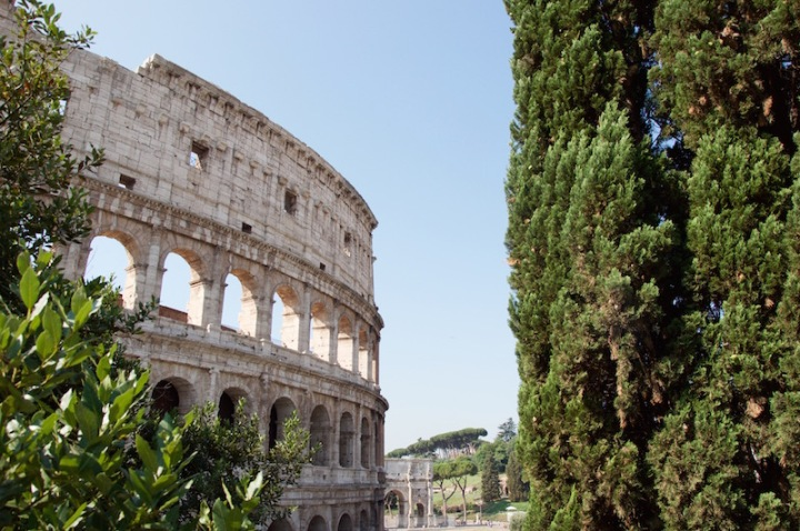 Italië kondigt facelift voor het Colosseumaan