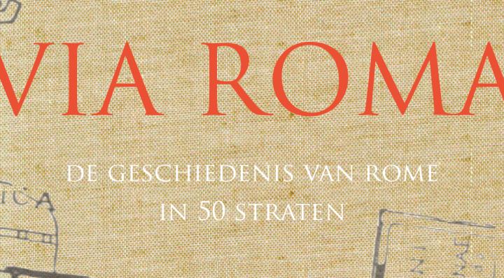 Via Roma winnaar Best BookDesigns