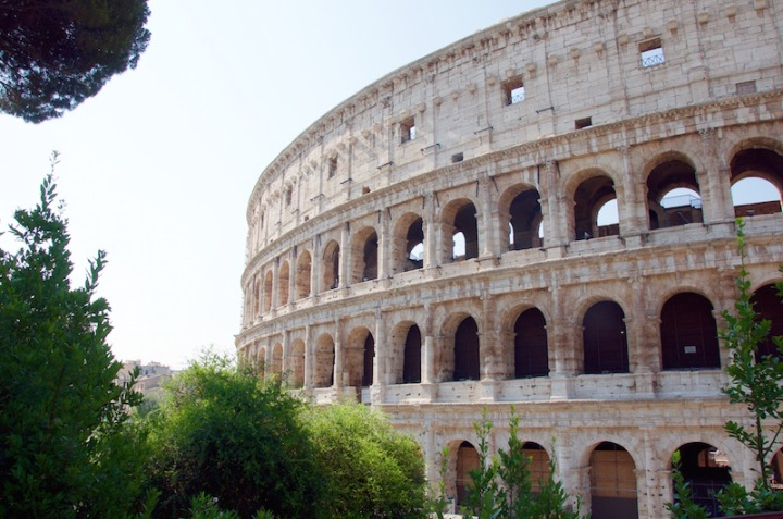 Colosseum-Rome-W.van.Dijk