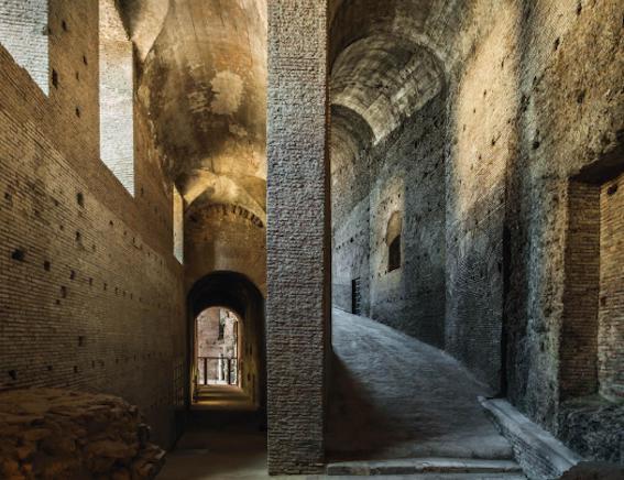 Keizerlijke 'binnenweg' van Forum naar Palatijn opent voorpubliek