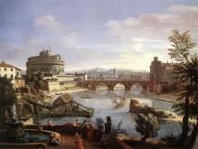 Caspar-van-Wittel-Castel-Sant'Angelo