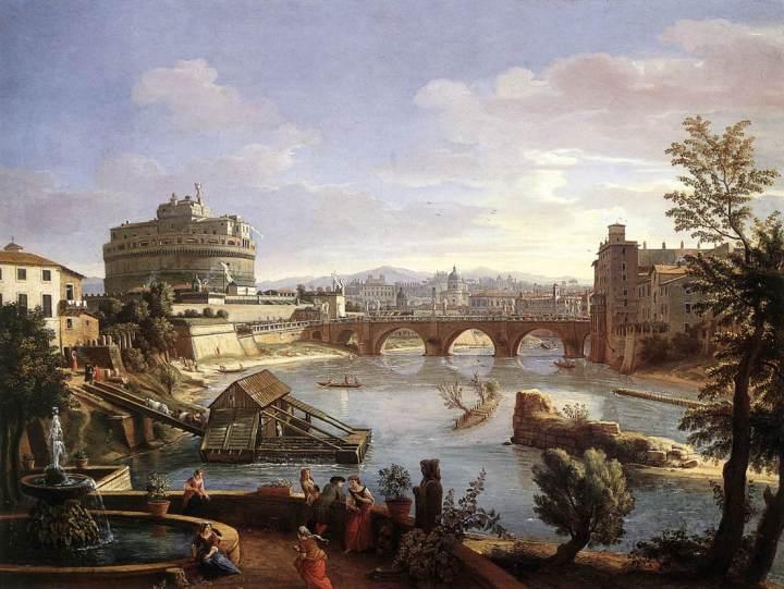 Reizen naar Rome