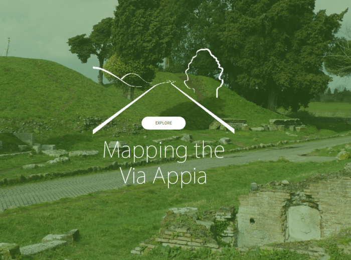 Mapping-the-Via-Appia