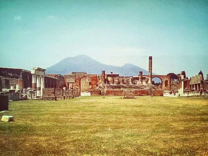 De laatste dagen van Pompeii, van uur totuur