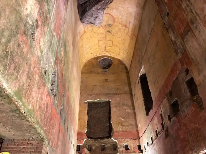 Nero's Domus Aurea is weeropen