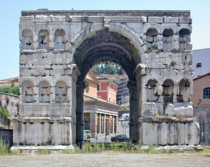De oudste nog overeind staande monumenten van Rome (waar iedereen zo voorbij loopt)