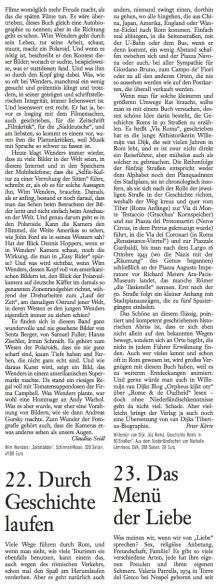 Review-Via Roma-Frankfurter Allgemeine